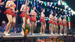 #Children'sDay[4K]【#PhetchaburiDance Workout for weight loss】#รำวงเพชรบุรี✿Beauty✪for★Holy✿