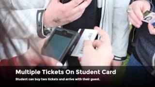 AMS Block Party 2015 - Guest Manager Ticketing Scanning