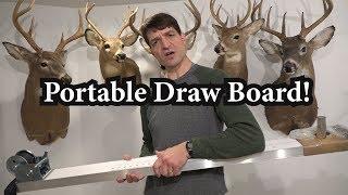 Portable Draw Board