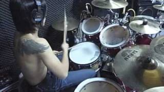 Gould Wu - Dream Theater - Overture 1928 (drum cover)