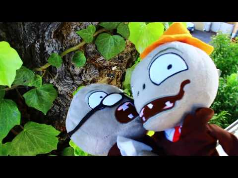 Plants vs. Zombies Plush: Pirates on the Wind