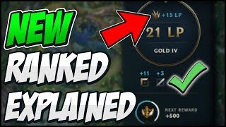 New Ranked System SOLVES AUTOFILL | How The  New Season 9 Ranked System Works | League of Legends