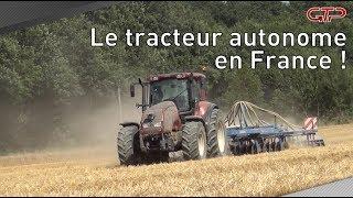 Le tracteur autonome d'un autodidacte !