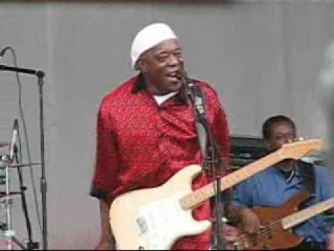 Buddy Guy @ The Petrillo Music Shell 070409