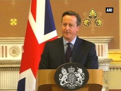 UK supports India's bid for permanent membership of UNSC: Cameron