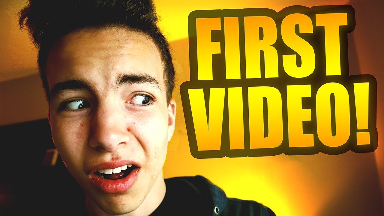 First YouTube Video! (With Room Tour)