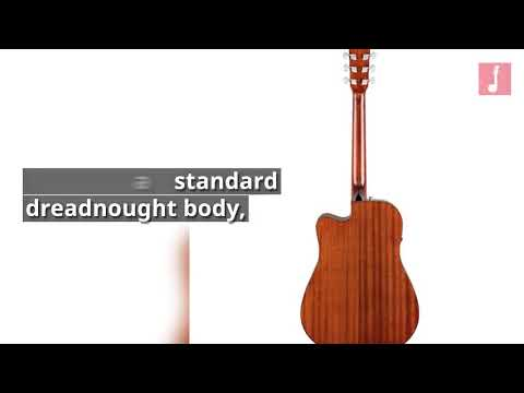 Fender CD60CE Review