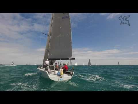 Offshore Sailing - GP 42 Dirty Deeds - Fremantle to Denham