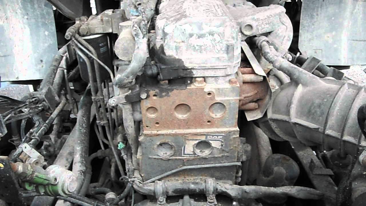 Silnik motor engine DAF XF 95XF 430KM 846 000km price 4000euro