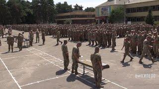 Вывод 92-й бригады из зоны боевых действий