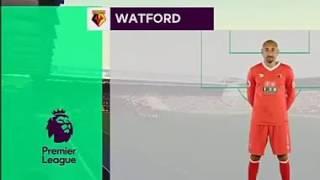 Уотфорд 1:1 Кристал Пэлас | Обзор матча
