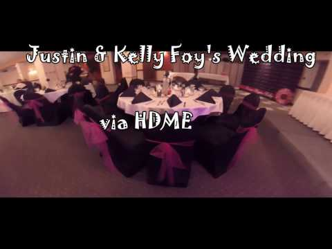Justin & Kelly Foy's Wedding via High Definition Music Entertainment