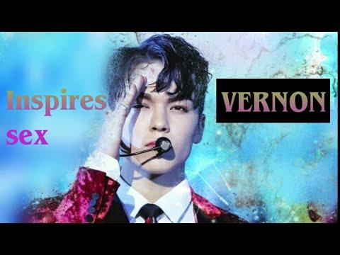 """Seventeen VERNON """" Inspires Sex"""""""