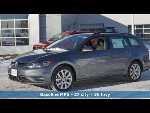 New 2019 Volkswagen Golf SportWagen Saint Paul MN Minneapolis, MN #89288