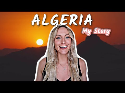 My Experience in Algeria + The BEST APP for Travel | Storytime Series
