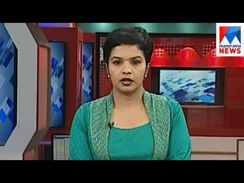 സന്ധ്യാ വാർത്ത | 6 P M News | News Anchor Nisha Jebi | June 25, 2017 | Manorama News
