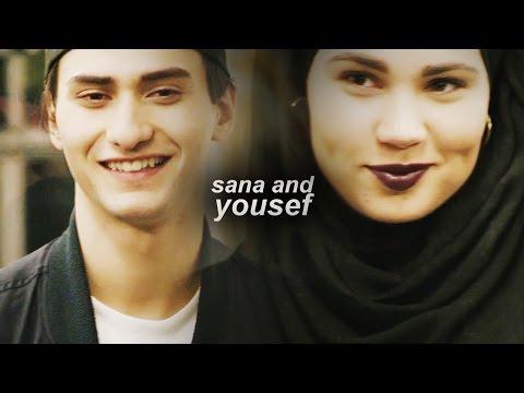 sana & yousef   i want you