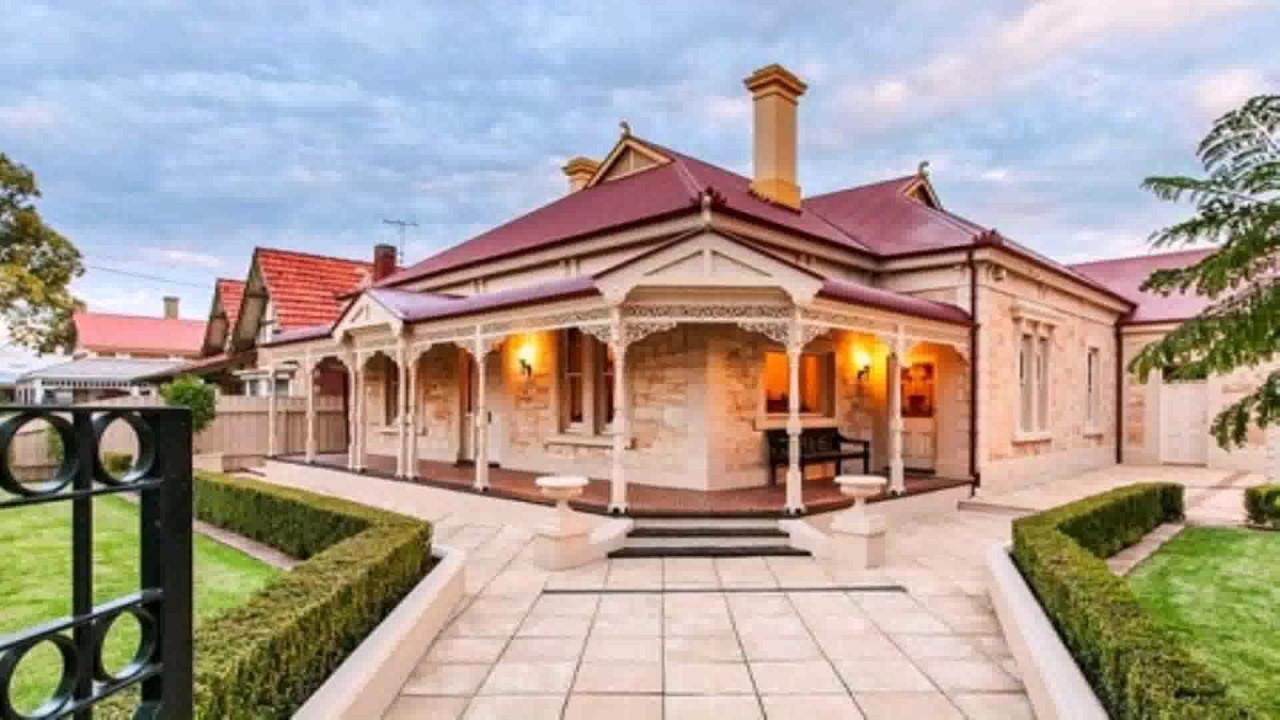 Edwardian House Styles Melbourne YouTube