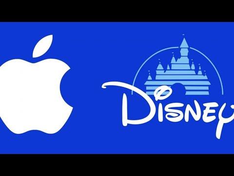Shevtar Live: Episode  16 - Apple собираются купить Дисней? Черная Вдова отложена