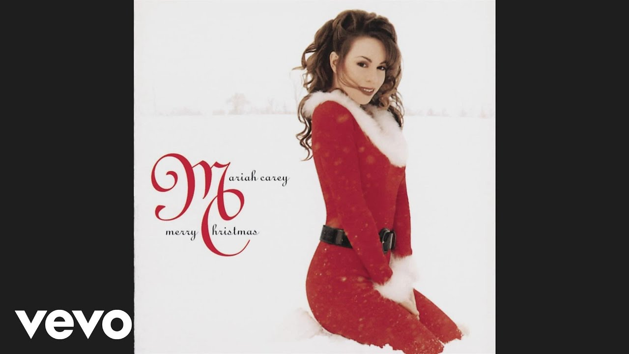 Mariah Carey - Silent ... Mariah Carey Merry Christmas Pics