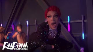'Queens Everywhere' Performance w/ A'Keria, Brooke, Silky, Yvie & Vanjie | RuPaul's Drag Race S11