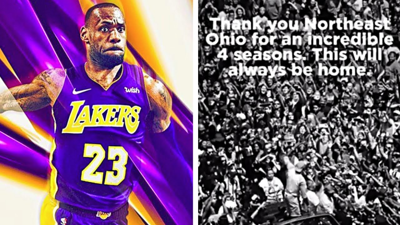 lebron-james-signs-with-the-lakers-gives-goodbye-message-to-cleveland