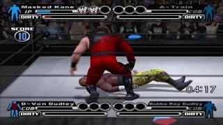 WWE: Smackdown vs Raw (PS2) walkthrough - Slobberknocker