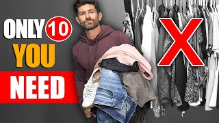 The ONLY 10 Items a Stylish Guy NEEDS In His Wardrobe!