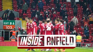 Inside Anfield: Liverpool 4-0 Wolves   Reds fans back on the Kop!