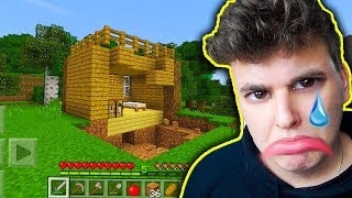 Minecraft na Telefon - ROZWALIŁ MI DOOOM!!!! #3 + [KONKURS]