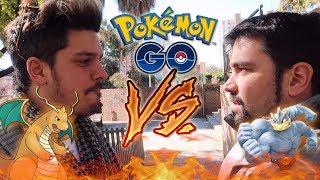 COMBATES (PvP) contra YOUTUBERS: KEIBRON vs DOTHAKING115 en Pokémon GO! [Keibron]