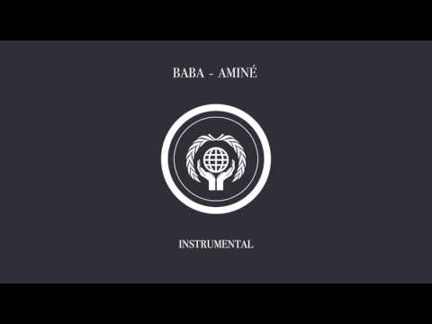 Aminé - Baba (Instrumental w/ Hook Backup)
