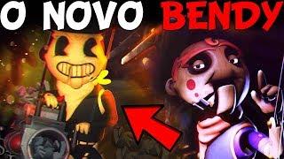 O NOVO JOGO DO BENDY AND THE INK MACHINE!! - JOGO INCRÍVEL! - Showdown Bandit (JOGO DE TERROR)