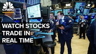 Watch stocks trade in real time – 09/06/2019