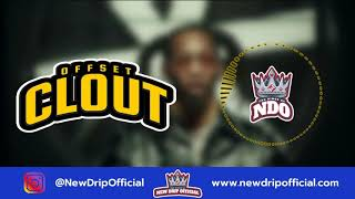 Offset - Clout [Instrumental] feat. Cardi B (Prod by @NewDripOfficial)