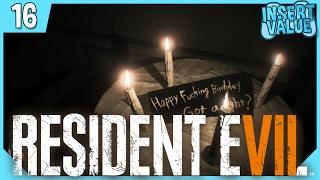 RESIDENT EVIL 7 #16 Happy Birthday / Blaue Schlüsselkarte / Let
