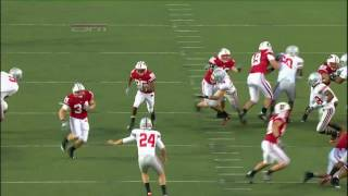 Gilreath 97 YD Opening Kickoff Return vs. Ohio State