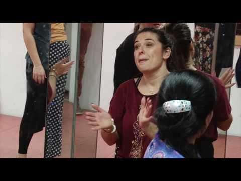 Flamencos por el Mundo   Pastora Galván