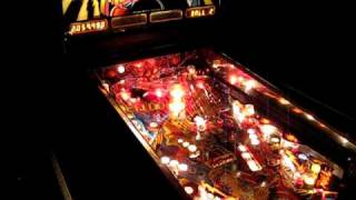 Heavy Metal Meltdown pinball machine
