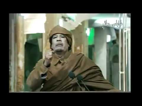 YouTube - Kadafi ZANGA ZANGA ILA EL AMAM-Segment1(00-00-00-00-04-15).avi