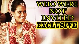 Arpita Khan's Wedding: Celebs Who Were Not Invited By Salman Khan & Why ? - EXCLUSIVE