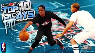 NBA 2K19 Top 10 Plays of The Week #21 - Double Ankle Breakers, Lobs & More