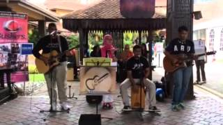 Kopi dangdut cover - One Avenue Bus...