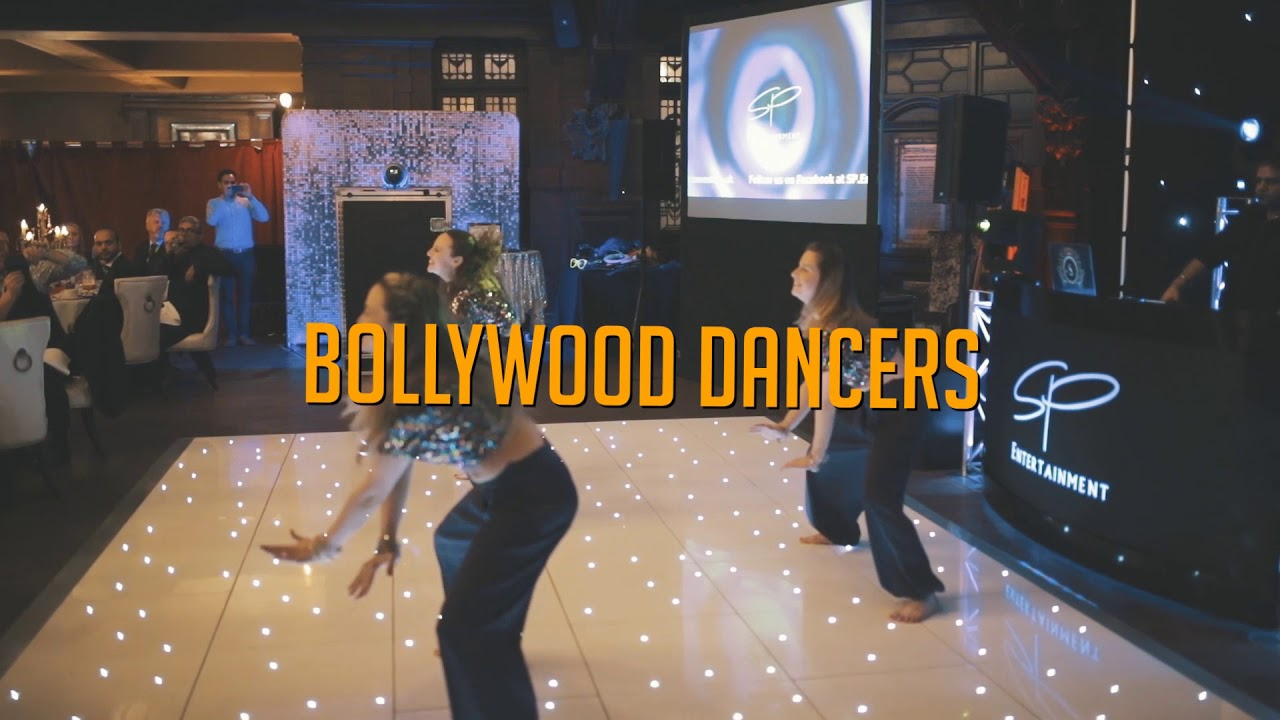 SP Entertainment   January 2018   The Exchange Hotel   Spire Healthcare  Bollywood Party in Cardiff