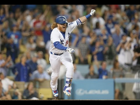 Los Angeles Dodgers 2016 Season Highlights