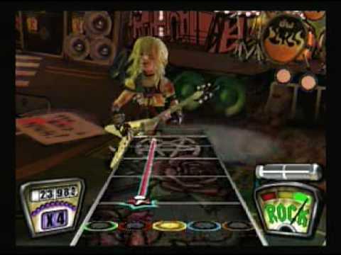 Guitar Hero II - Shout At The Devil - Easy - 100% FC