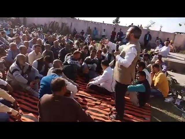 Boycott Gujjars, stop taking mlik from them