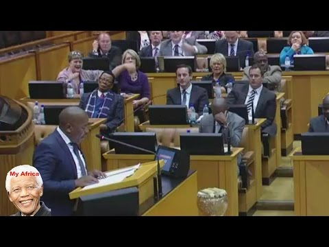 """""""I Will F*** You Up"""" Deputy Minister Masina To DA – See It All."""