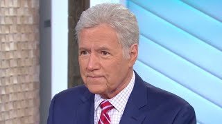 Alex Trebek cancer battle: 'Jeopardy!' host opens up about 'deep, deep sadness,' drawing inspiration