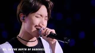 BTS 23 (Hoping for more good days) Live -  ENG SUB
